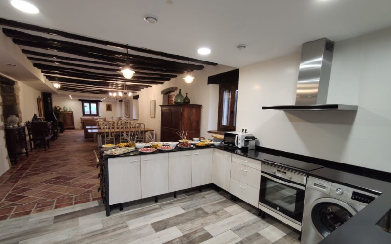 Casa Larriz Cocina 1