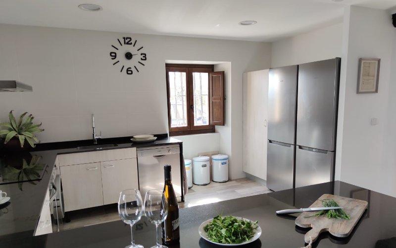 Casa Larriz Cocina 2