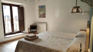 Casa Larriz habitaciones de turismo rural en Artazcoz Navarra