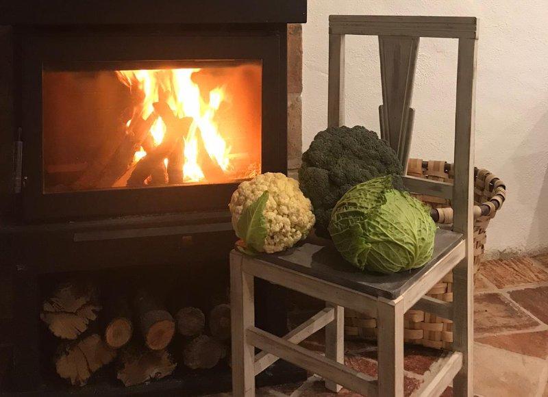 Casa Larriz la casona al calor de la chimenea