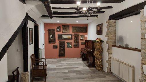 Casa Larriz una casona con historia