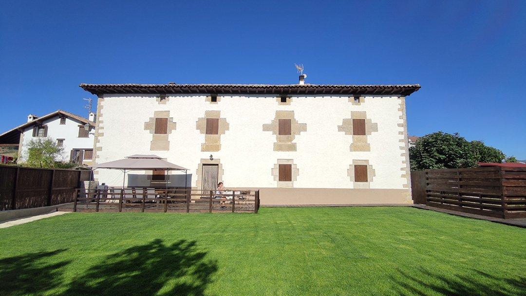 Casa Larriz la casona un lugar para soñar